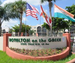 Community Signage, Royalton On The Green