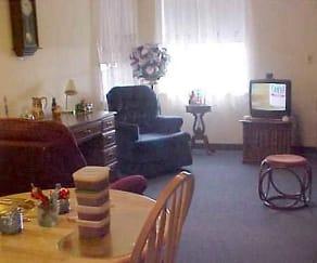 Living Room, Wesley Homes Dyersburg