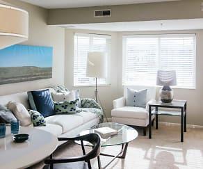 Living Room, The Addison