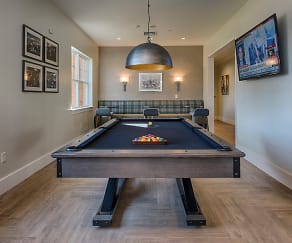 Game Room with Billiards, GrandeVille At Greenwich