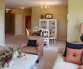 Dining Room, Parkland View Apartments