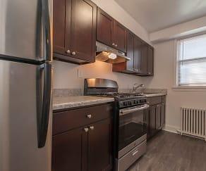 Kitchen, Capitol Square