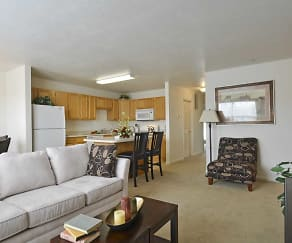 Living Room, Buttonwood Gardens