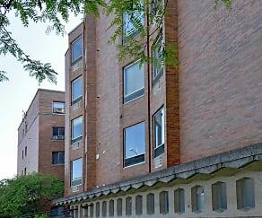 Building, West Bexley Apartments