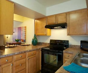 Kitchen, Brandywine Court