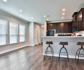 Kitchen, Woodgate Townhomes