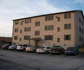 Building, 1431 Saratoga Ave
