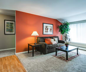 Living Room, Eagle Pointe