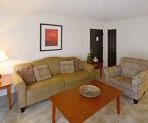 Living Room, Half Moon Village
