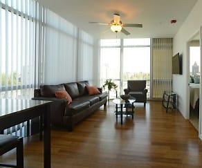 Living Room, Skyline Tower