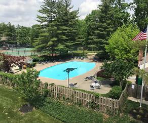 Pool, Village of Coldstream