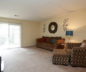 Living Room, Laurel Crossing