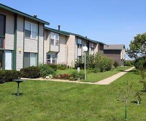 Building, Abbott Acres Apartments