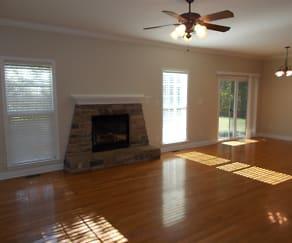 Living Room, 4115 Tricia Court
