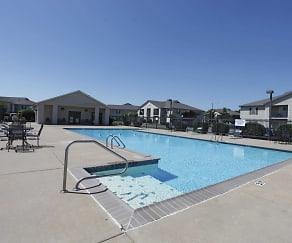 Pool, Park Crest