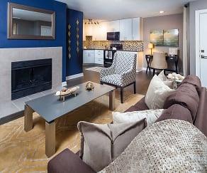 Living Room, Hunt Club by Cortland