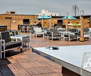 Roof Deck, Parallel 41
