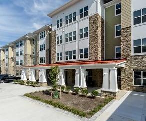Building, Rainier Manor Apartments - Senior Living 62+