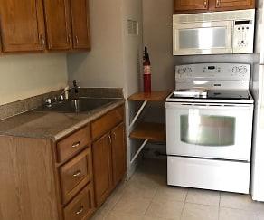 Kitchen, 341 Alcatraz Avenue 01-04