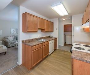 Kitchen, Battery Heights