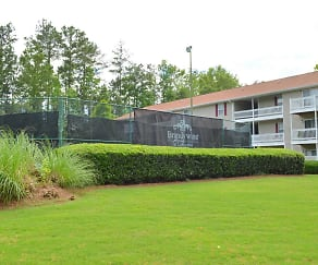 Landscaping, The Residences at Towne Crossing