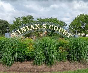 Community Signage, Finian's Court