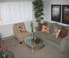 Living Room, Parc Chalet