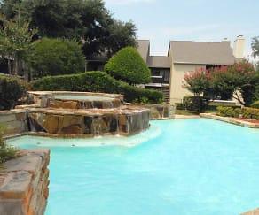 Pool, Prescott Place