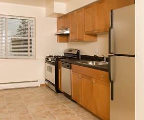 Kitchen, Dorchester House