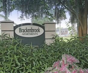 Community Signage, Brackenbrook