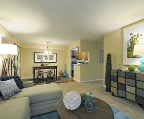 Living Room, Cobblestone Grove