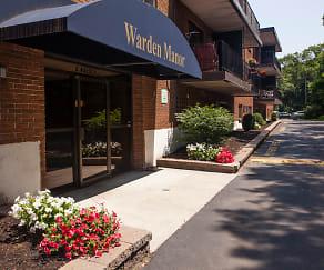 Warden Place, Lynn Woods, Lynn, MA