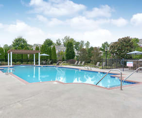 Pool, River Forest Apartments