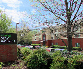 Community Signage, Furnished Studio - Atlanta - Perimeter - Peachtree Dunwoody