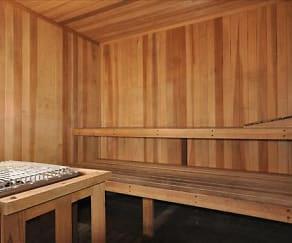 Sauna, Cielo