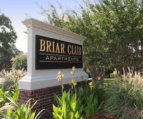 Community Signage, Briar Club