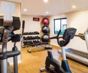 Fitness Weight Room, Fusion Orlando