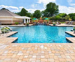 Pool, Park Towne Apartments