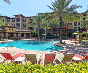 Pool, The Courtney at Bay Pines