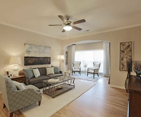 Living Room, Legacy at Jones Farm