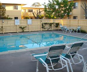 Pool, Arbordale Gardens