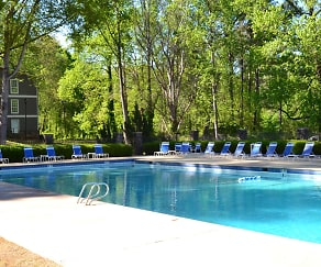Pool, The Life at Clifton Glen