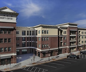 Building, Liberty Center Apartments
