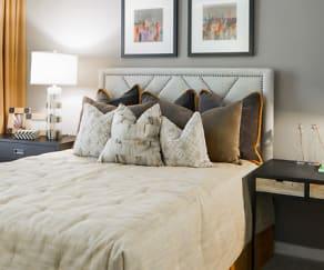 Bedroom, Flats 8300
