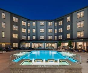 Pool, Firewheel Town Center