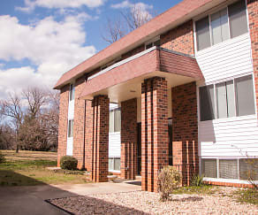 Building, Peakland Apartments