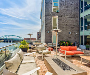 Recreation Area, River House Luxury Apartments