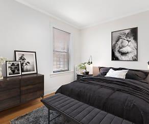 Bedroom, 632-644 W. Addison