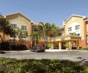 Building, Furnished Studio - Fort Lauderdale - Plantation