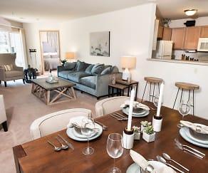 Large Open-Concept Living Spaces, The Sanctuary
